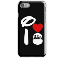 I Heart Haunted Mansion iPhone Case/Skin