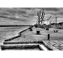 Blyth Quayside Photographic Print