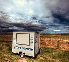 Crab Sandwiches by Nigel Bangert