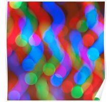 Light pattern 1 Poster