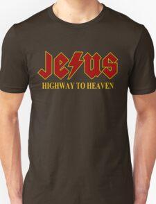 Jesus - Highway to Heaven Unisex T-Shirt