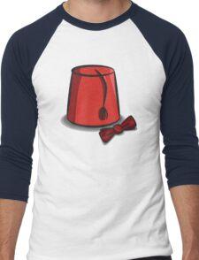 The 11th Doctor Men's Baseball ¾ T-Shirt