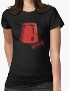 The 11th Doctor Womens Fitted T-Shirt