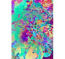 Explode Photographic Print