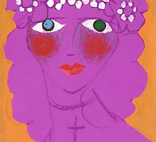 Rhapsody Rose by Rosemary Brown
