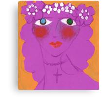 Rhapsody Rose Canvas Print