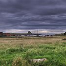 Holy Island by Nigel Bangert