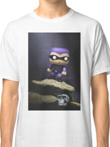The Ghost Who Walks Classic T-Shirt