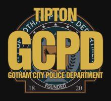 Custom Gotham Police - Tipton by CallsignShirts