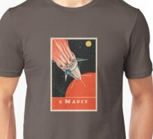 Russian Space Poster Unisex T-Shirt