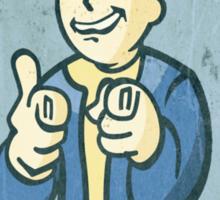 Vault Boy Sticker