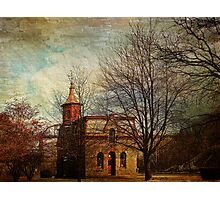 The Fitch Building Photographic Print