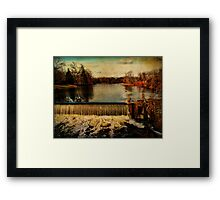 Otterkill Creek Framed Print