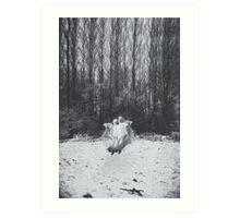 Ghost Dance. Art Print