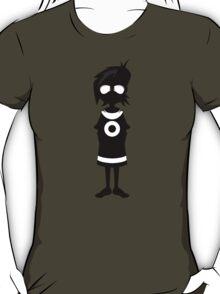Mod Girl Silhouette T-Shirt
