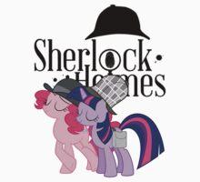 Sherlock Pony Baby Tee