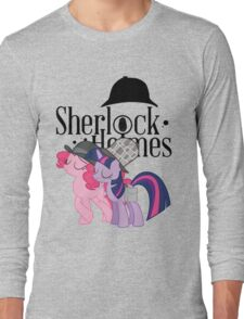 Sherlock Pony Long Sleeve T-Shirt