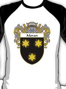 Moran Coat of Arms/Family Crest T-Shirt