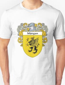Morgan Coat of Arms/Family Crest T-Shirt