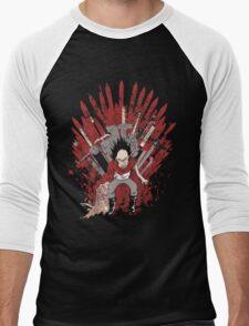 The Psychic King Men's Baseball ¾ T-Shirt