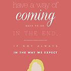 Harry Potter quote by martalemon