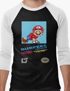 FITNEDO BROS Men's Baseball ¾ T-Shirt