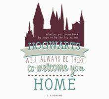 J.K Rowling quote T-Shirt