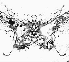 ink blot by CBvisiondesign