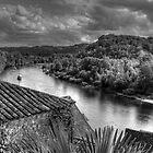 """ La Dordogne ... "" by jean-jean"