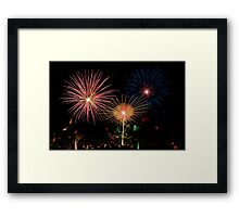 Happy New Year (2014) Framed Print