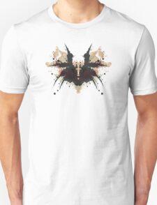 Freddy Krueger Glove Nightmare on Elm Street Inkblot T-Shirt