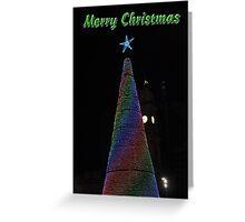 Merry Christmas Greeting Card Greeting Card