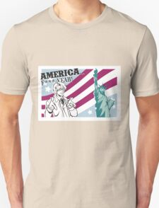 USA tourism  T-Shirt