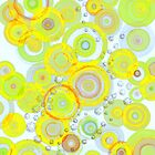 green bubbling by Regina Valluzzi