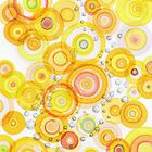 sunlight bubbling by Regina Valluzzi