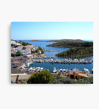 Looking Forward To Summer Canvas Print