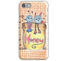 Honey Monsters iPhone Case/Skin