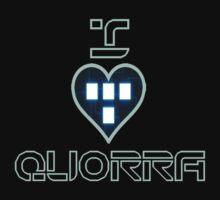 I Love Quorra by banditcar