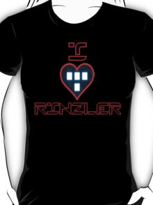 I Love Rinzler T-Shirt