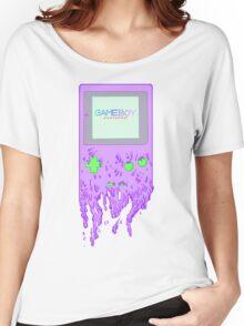The Gameboy Melt Women's Relaxed Fit T-Shirt