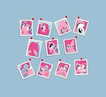 Pinkie Photo Compilation  Unisex T-Shirt