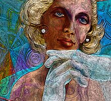 Tamara de Lempicka: Soft Sophistication with a hard Edge by Alma Lee
