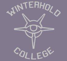 Winterhold College Shirt Kids Clothes