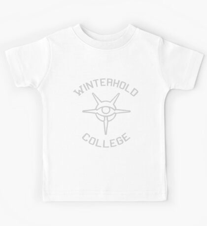 Winterhold College Shirt Kids Tee