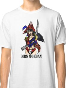 Mrs Morgan Classic T-Shirt