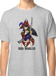 Mrs Morgan Classic T-Shirt