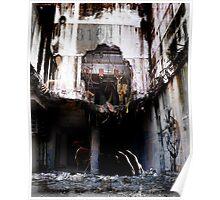 Surreal Demolition  Poster