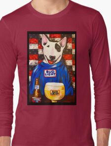 Spuds MacKenzie Long Sleeve T-Shirt