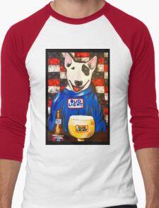 Spuds MacKenzie Men's Baseball ¾ T-Shirt