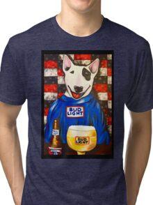 Spuds MacKenzie Tri-blend T-Shirt
